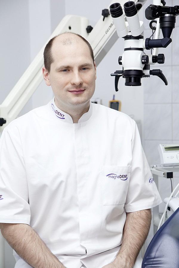 Piotr Pojawis leczenie kanałowe Kraków